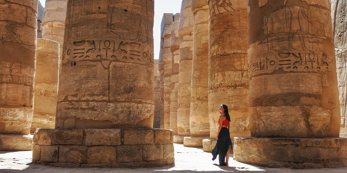 Crucero por El Nilo Dahabella de 4 días de Asuán a Luxor