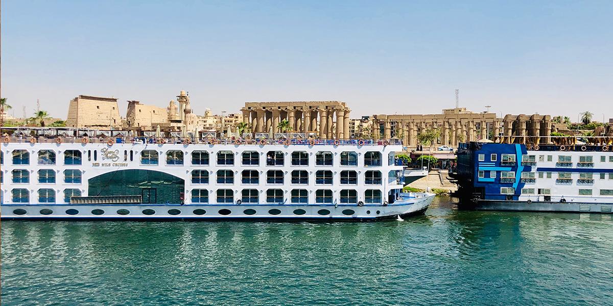 Crucero por el Nilo de 4 días/3 noches desde El Cairo