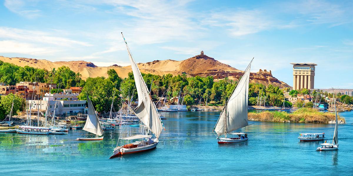 Tour a Egipto de 6 días en El Cairo, Luxor, Asuán & Abu Simbel