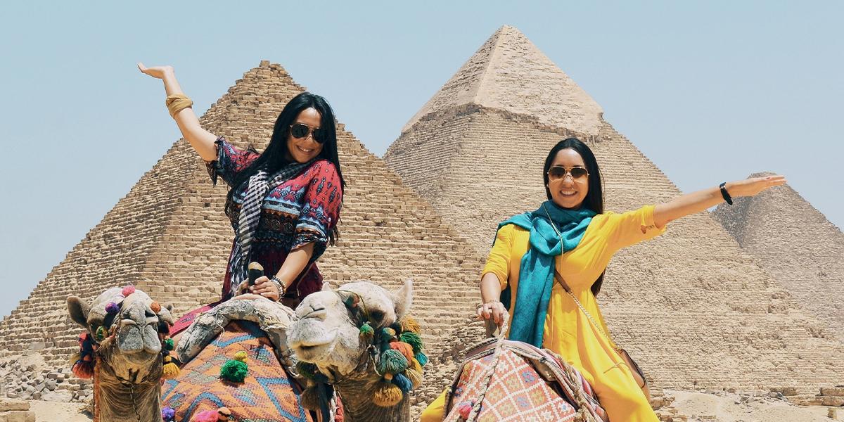 Tour a Egipto de 6 días en El Cairo, Luxor & Asuán