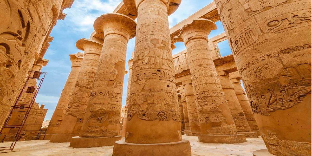 Viaje a Egipto de 9 Días en El Cairo, Alejandría y Crucero por El Nilo