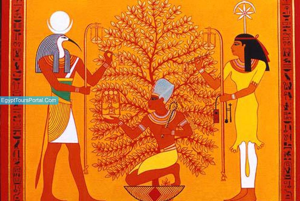 Árbol de Vida - Símbolos Egipcios Antiguos - Egypt Tours Portal