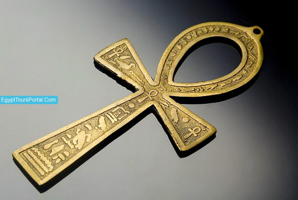 Anj - Cruz Ansada - Símbolos Egipcios Antiguos - Egypt Tours Portal
