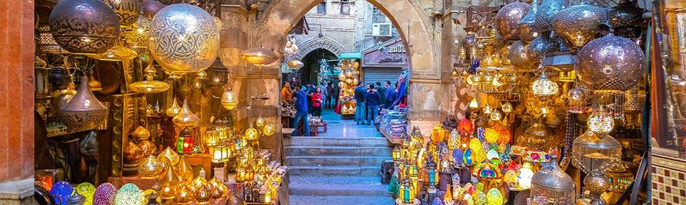 Día 6: Vuelo a El Cairo y Descubrir El Cairo Viejo