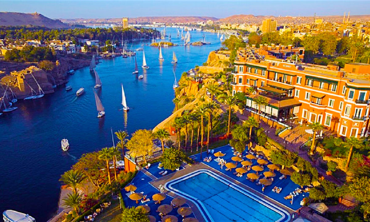 Ciudad de Asuán - Egypt Tours Portal