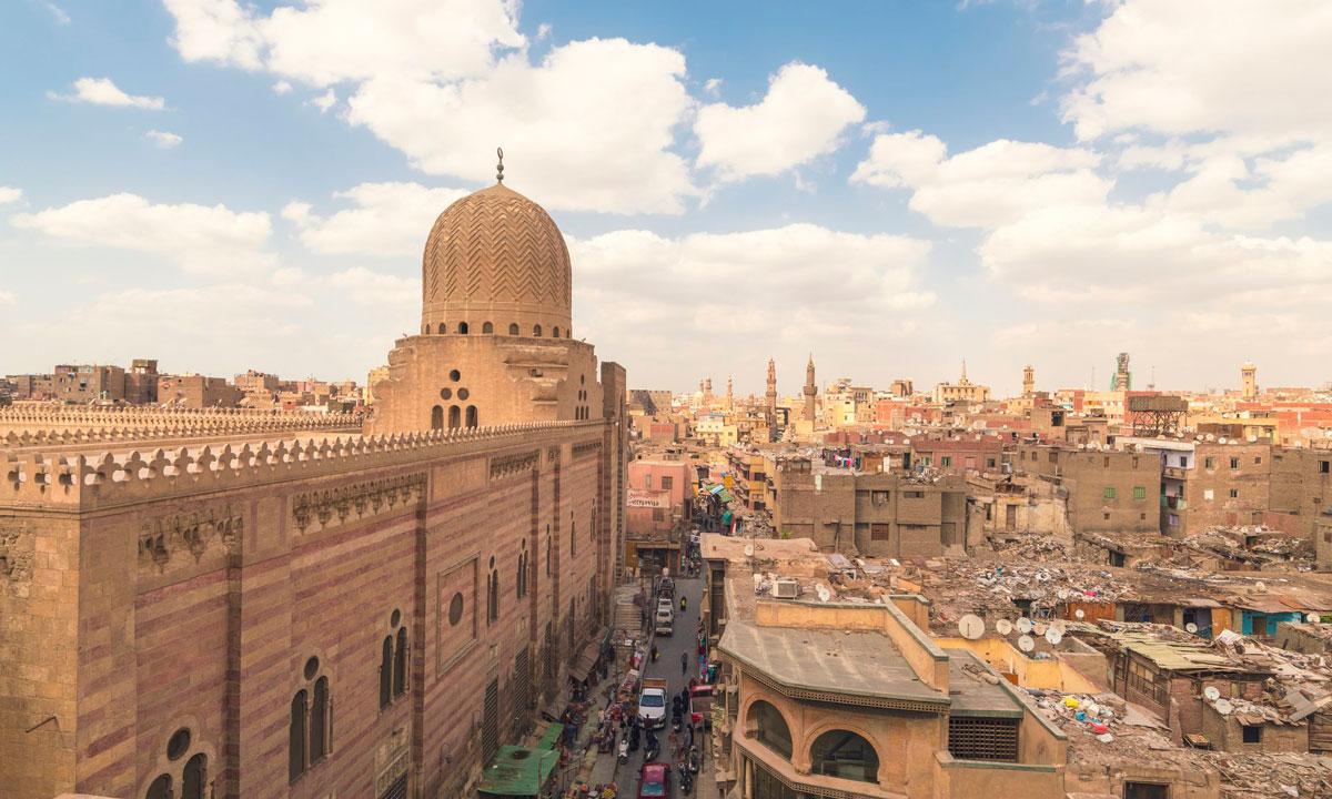 Ciudad de El Cairo - Egypt Tours Portal