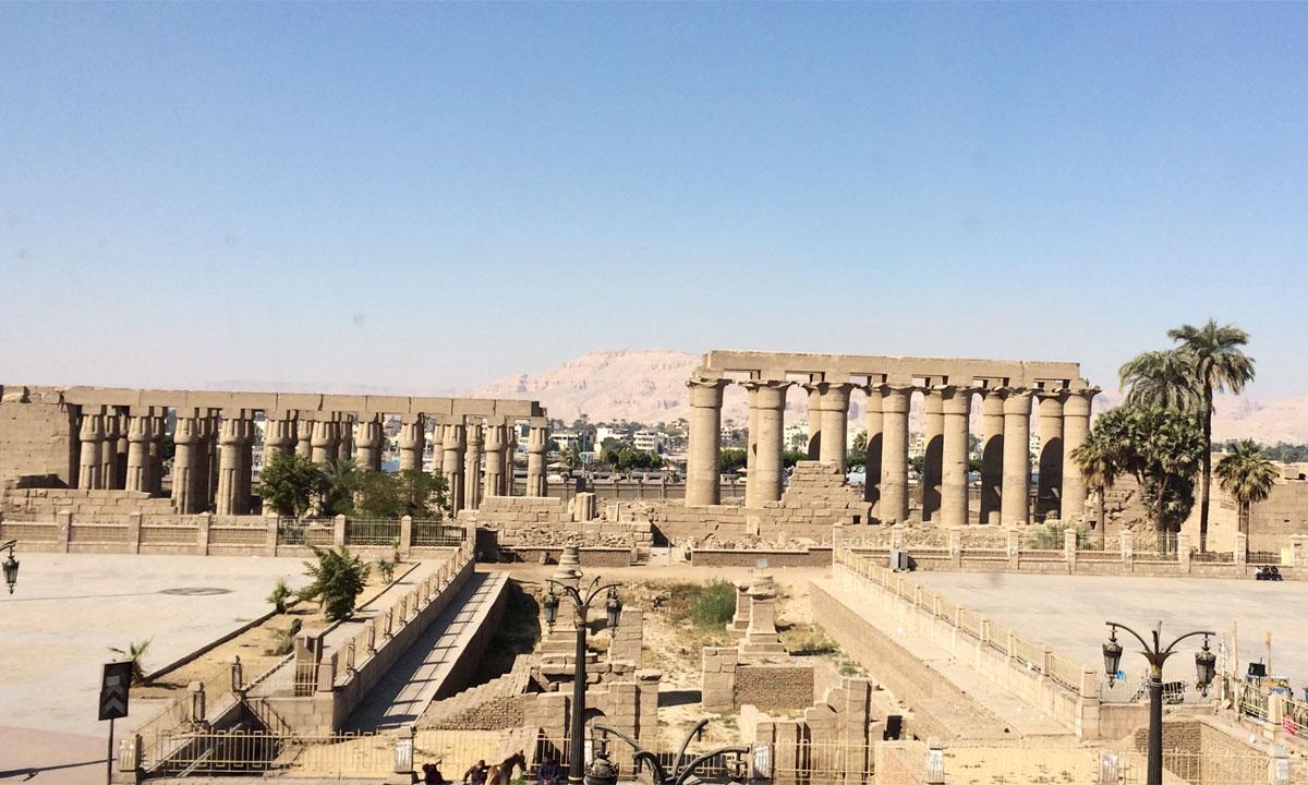 Ciudad de Luxor Egipto - Egypt Tours Portal