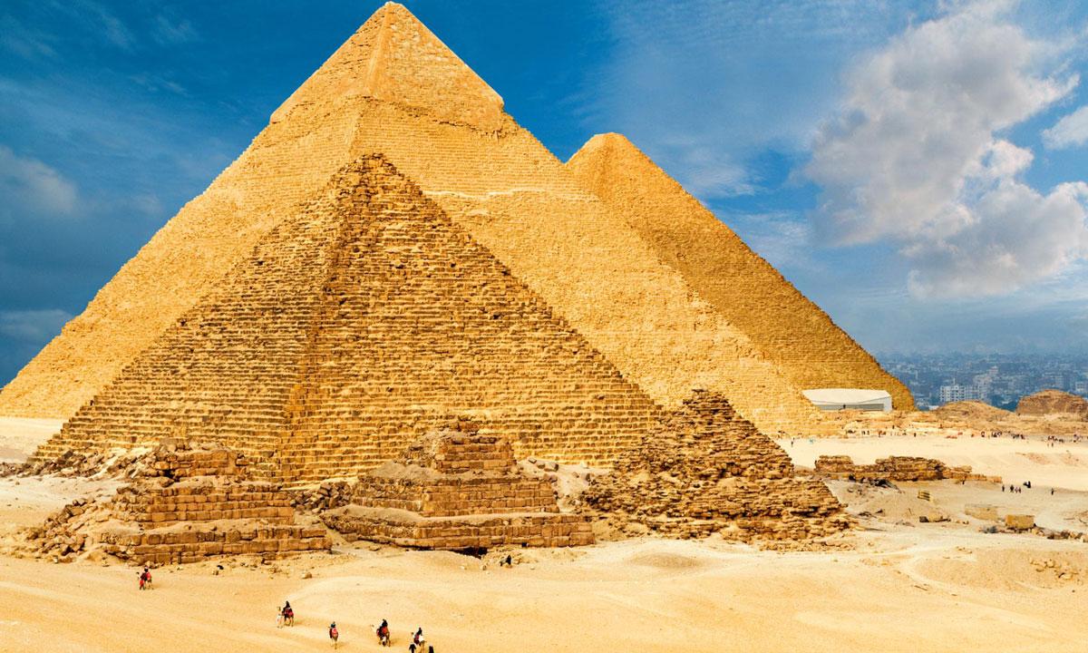 Complejo de Las Pirámides de Guiza - Egypt Tours Portal