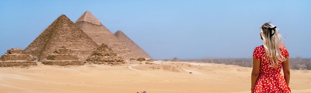 Día 2: Explora el Complejo de Guiza, Saqqara, Menfis