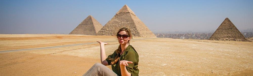 Día 2: Tour a Las Pirámides y La Ciudad de Menfis