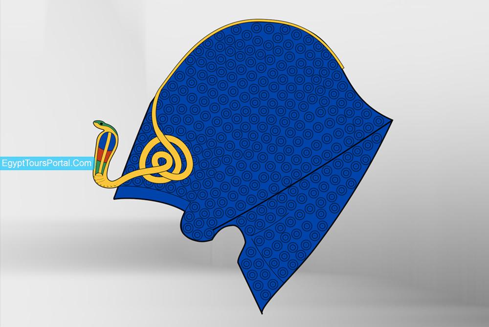 Corona Azul - Símbolos Egipcios Antiguos - Egypt Tours Portal