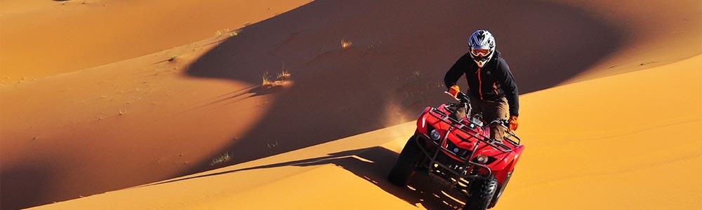 Día 6: Safari en El Desierto de Hurgada: