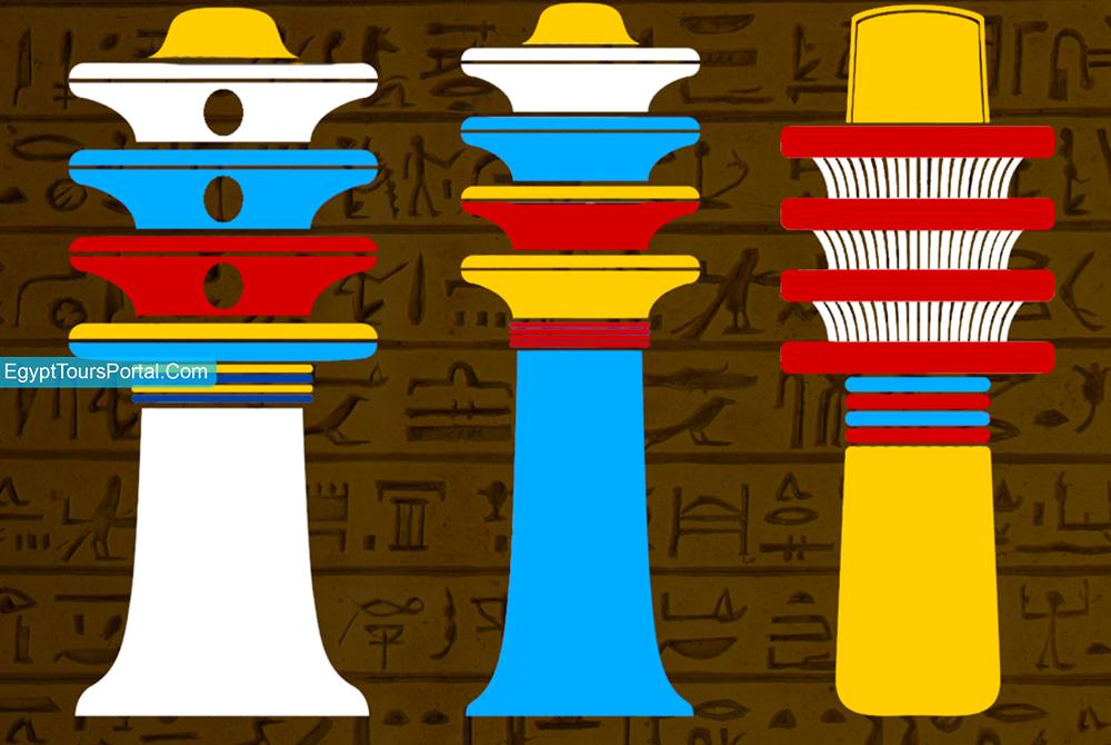 Djed - Símbolos Egipcios Antiguos - Egypt Tours Portal