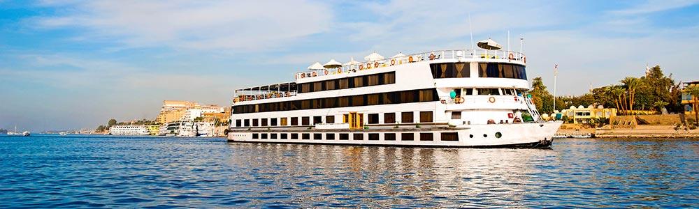 Día 8: Terminar Tus 7 Noches de Crucero Por El Nilo.