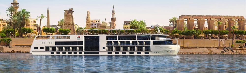 Día 4: Terminar el Crucero de Asuán a Luxor.
