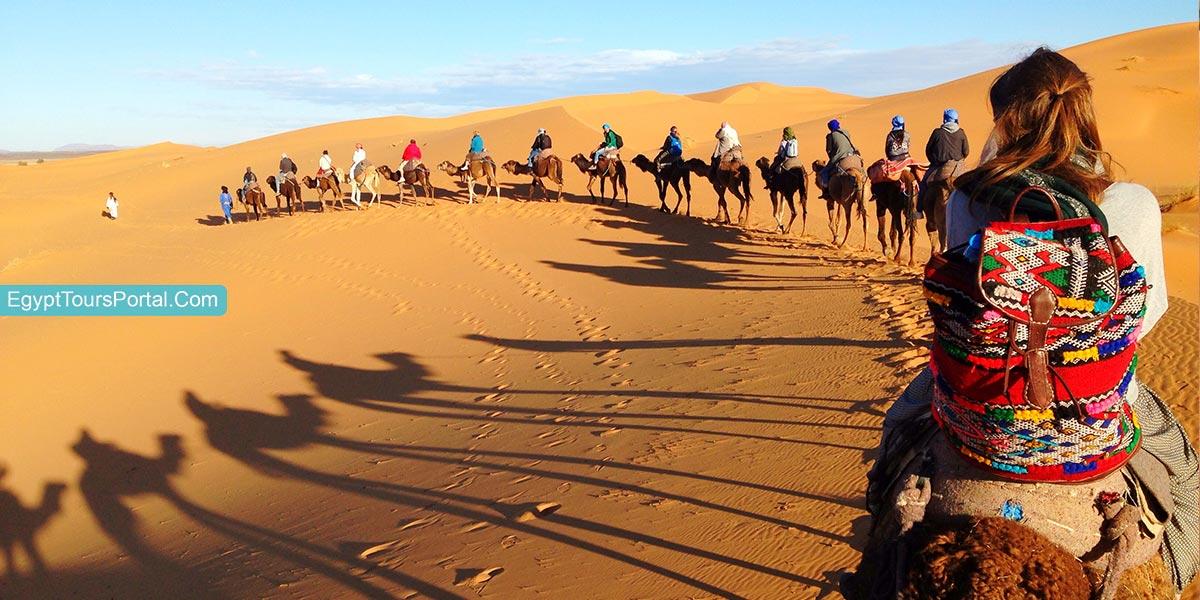 Aventura de Safari en Dahab y Snorkel en Agujero Azul