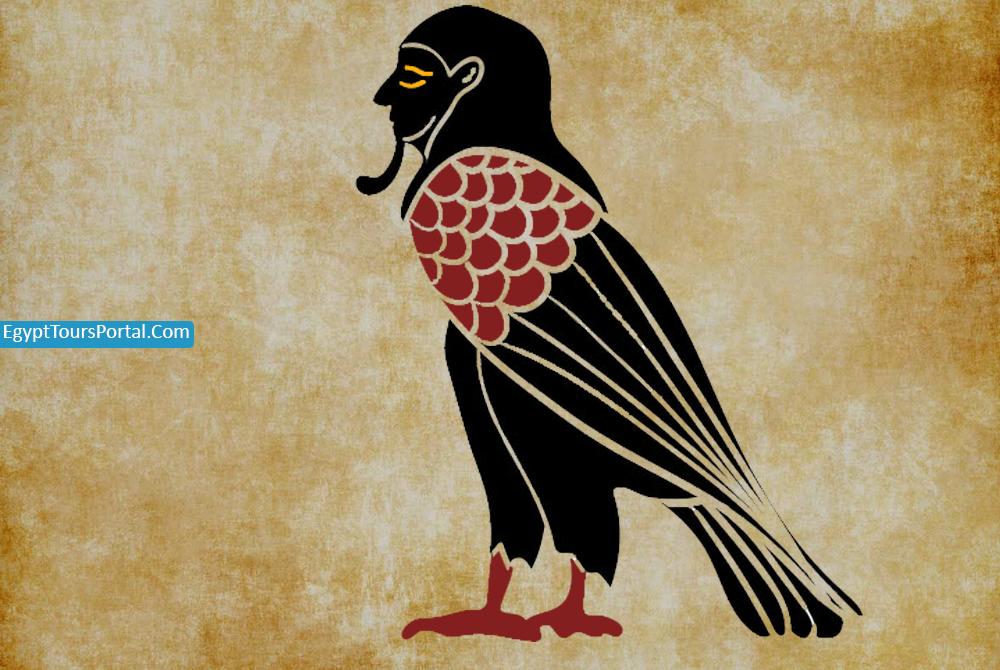 El Ba - Símbolo Egipcio -Egypt Tours Portal