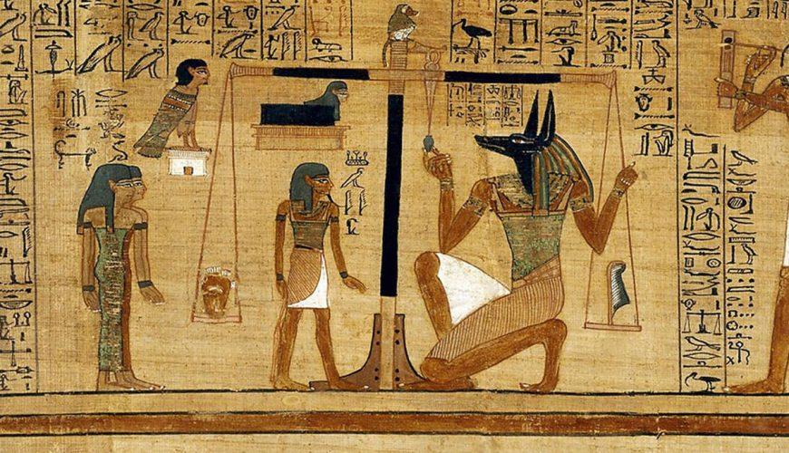 El Más Allá y el Juicio Final - Egypt Tours Portal
