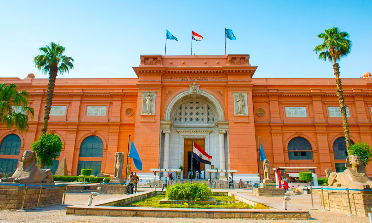 El Museo Egipcio - Egypt Tours Portal