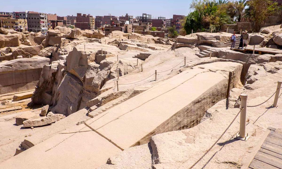 El Obelisco Inacabado - Egypt Tours Portal