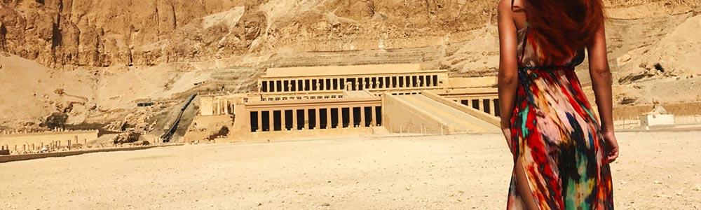 Itinerario de 5 días en el crucero de lujo de Sanctuary Sun Boat III desde Luxor