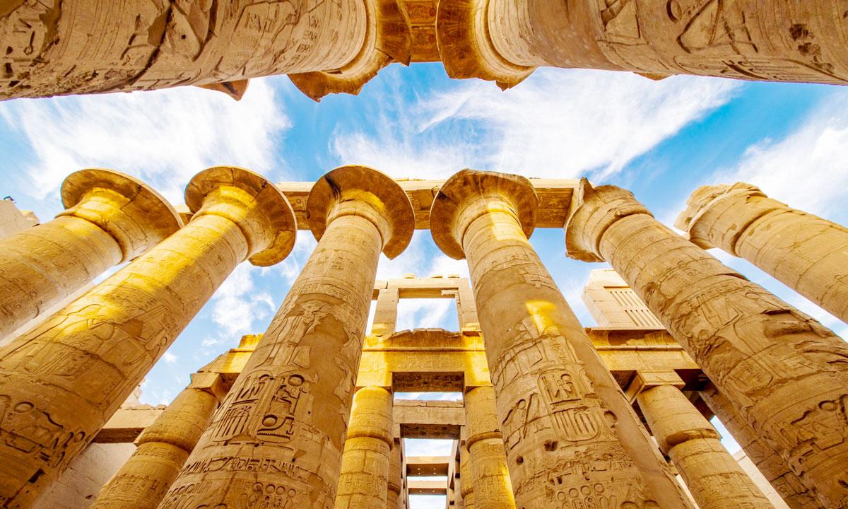 El Templo de Karnak - Egypt Tours Portal