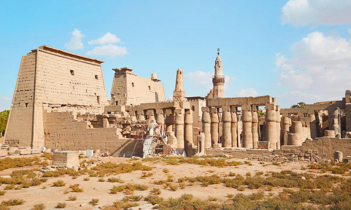El Templo de Luxor - Egypt Tours Portal