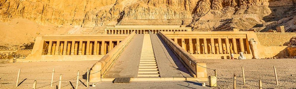 Día 4: Los Monumentos de la Orilla Occidental de Luxor