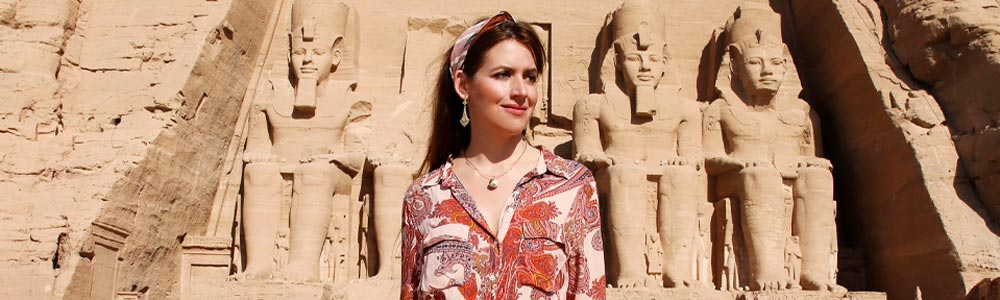 Día 8: Visitar Abu Simbel:
