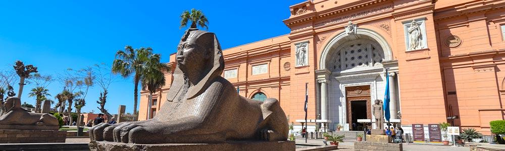 Día 7: Vuelo a El Cairo -  Explorar El Cairo Viejo