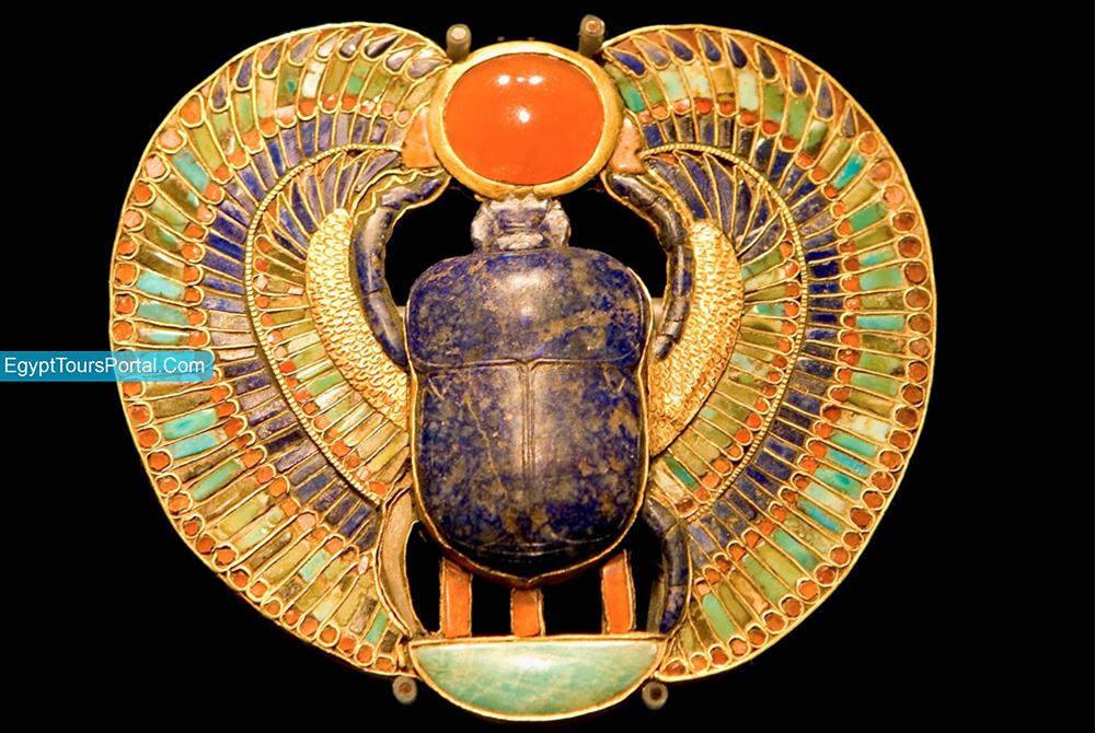 Escarabajo - Símbolos Egipcios Antiguos - Egypt Tours Portal
