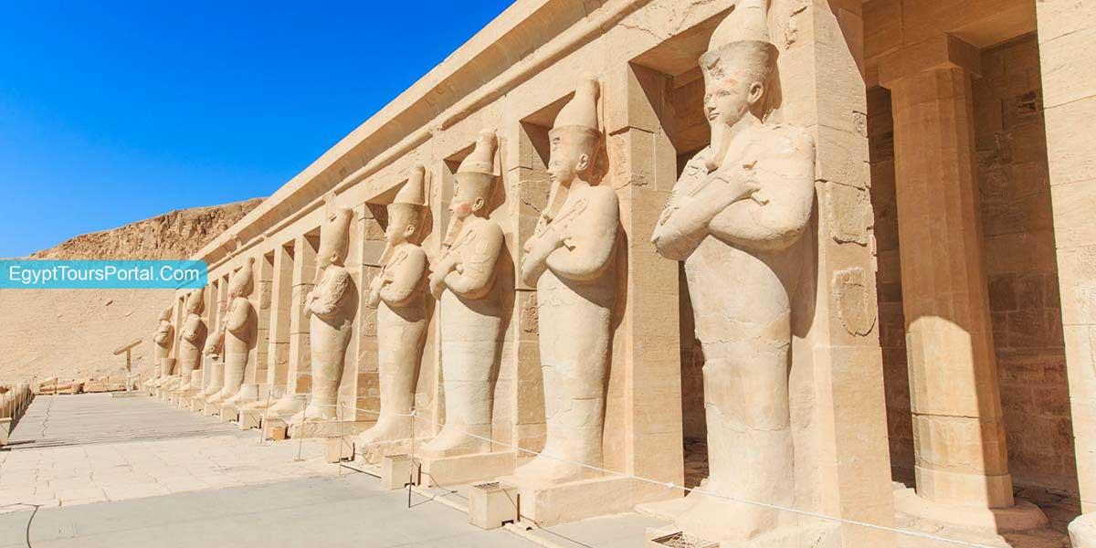 Viaje de Lujo a Egipto de 12 días en El Cairo, Hurgada, Alejandría y Crucero por el Nilo