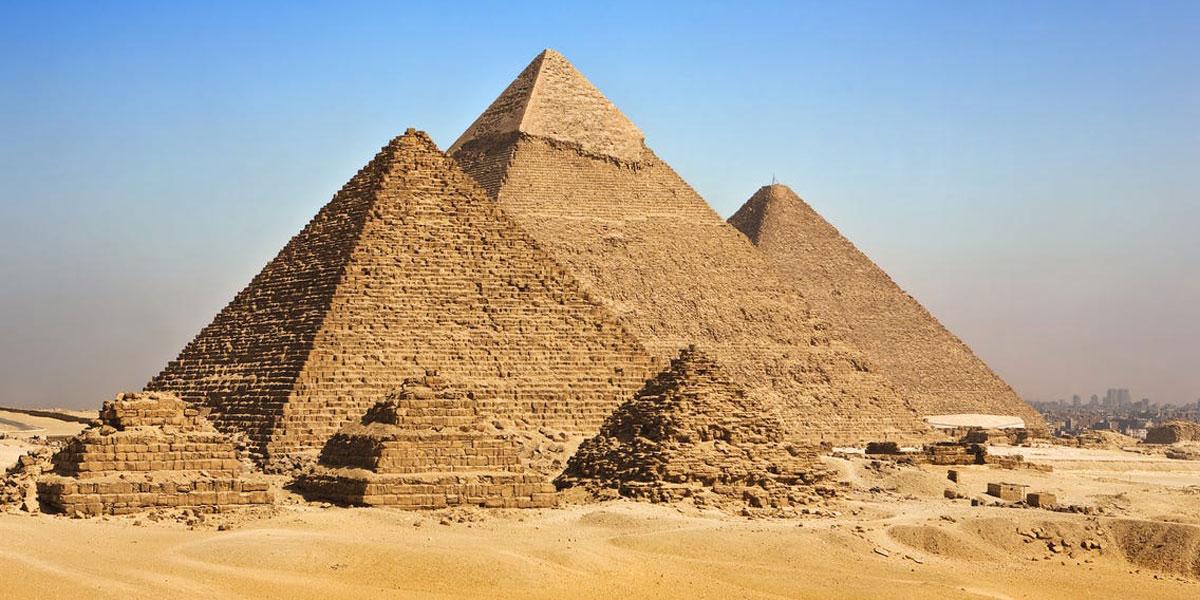 Excursión de Escala de Un Día en El Cairo
