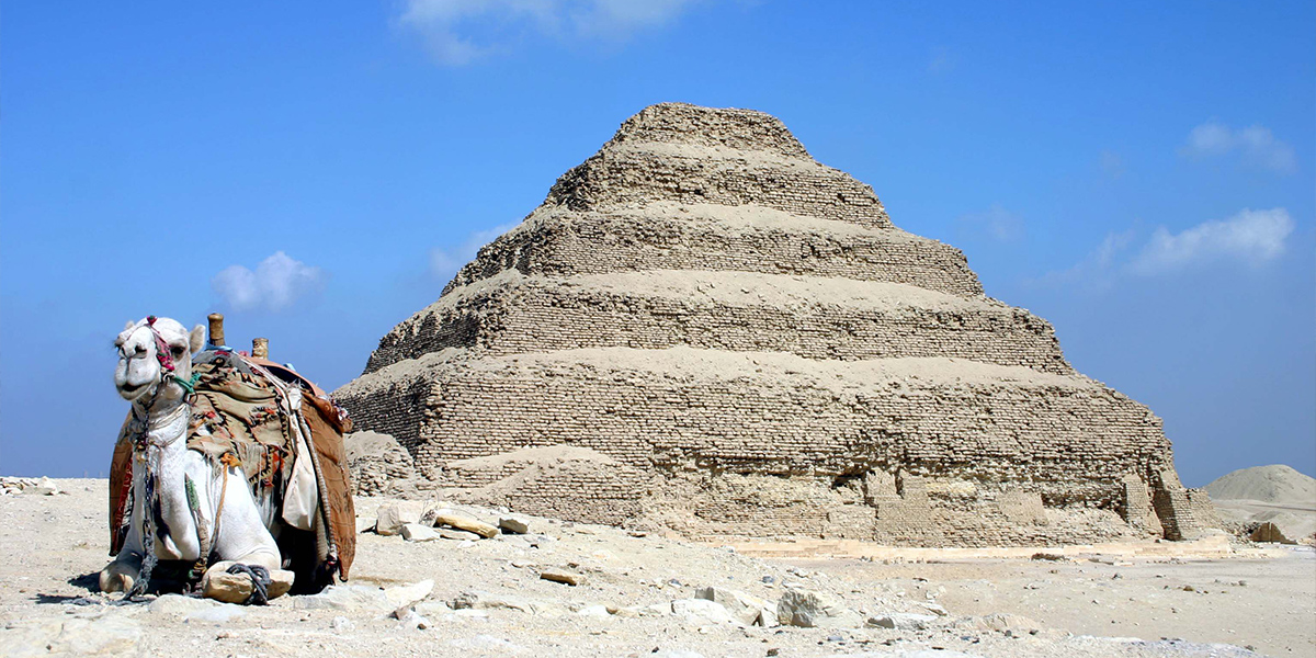 Excursión a Menfis y Saqqara desd El Cairo