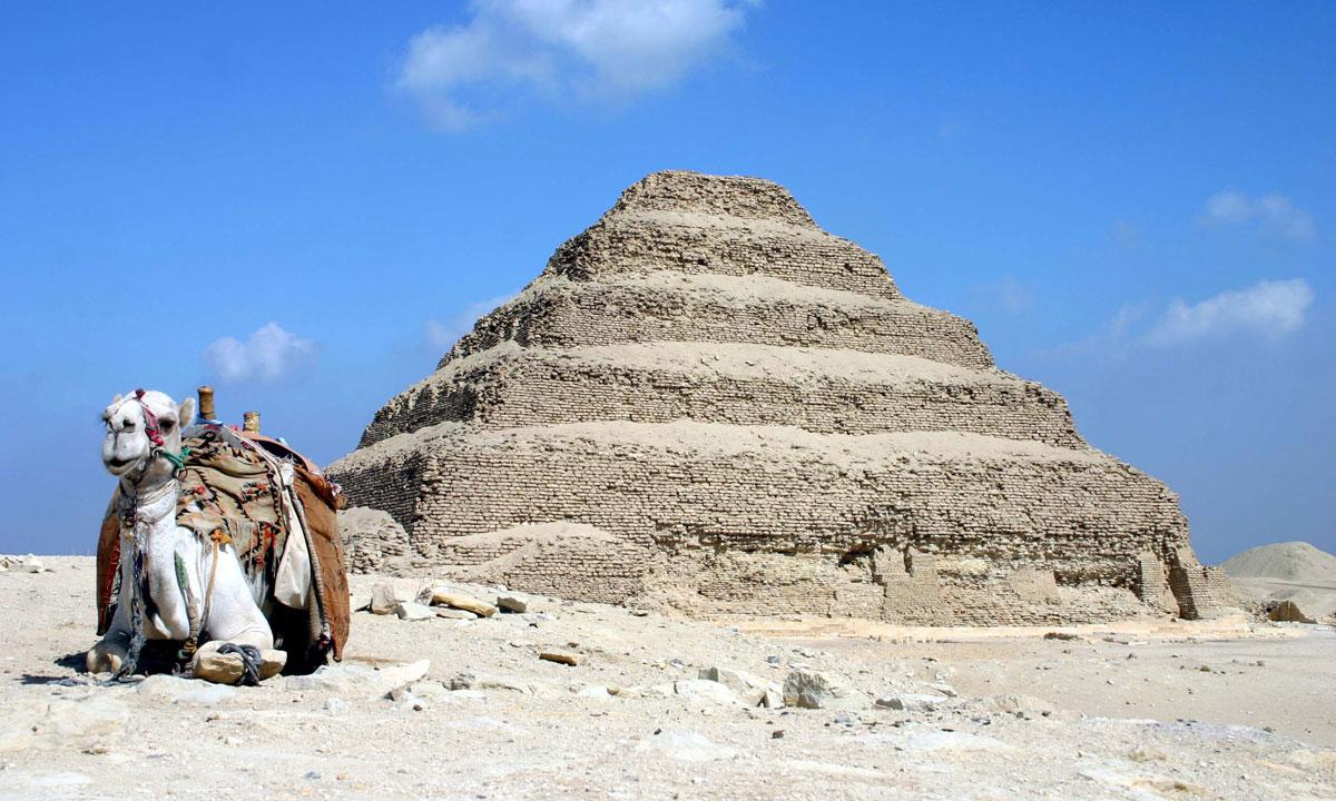 Un Día de Excursión a Las Pirámides de Guiza, Menfis y Saqqara