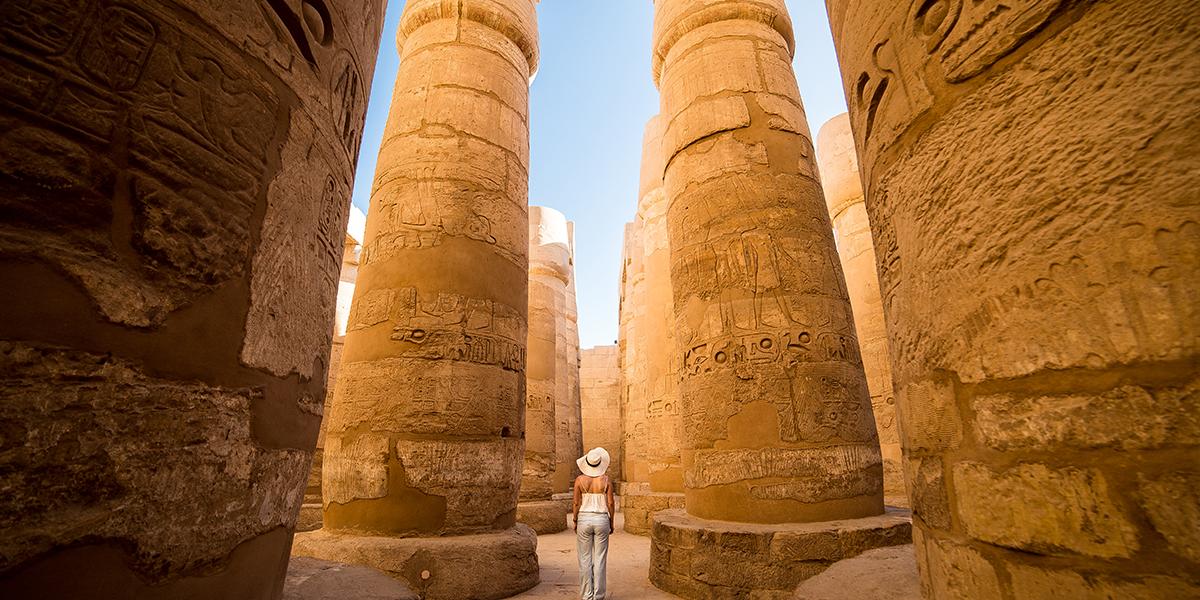 Excursión a Luxor desde El Cairo por Vuelo