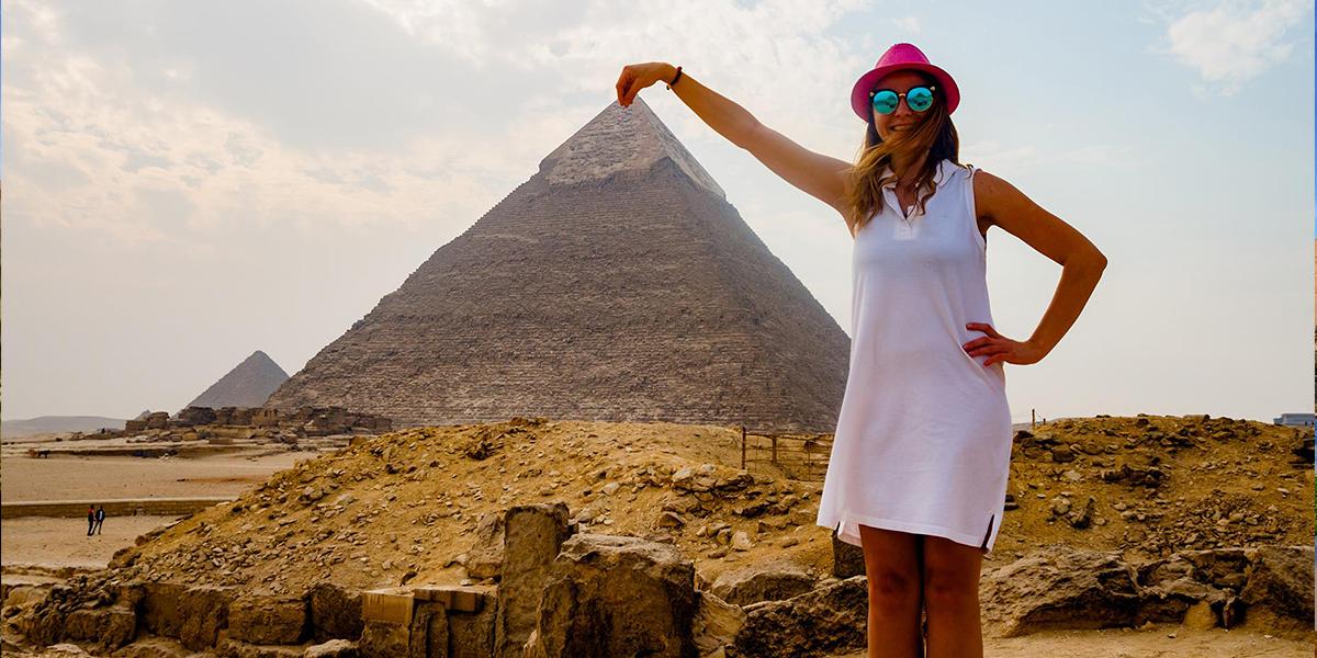 Medio Día de Excursión a las Pirámides de Guiza desde El Cairo