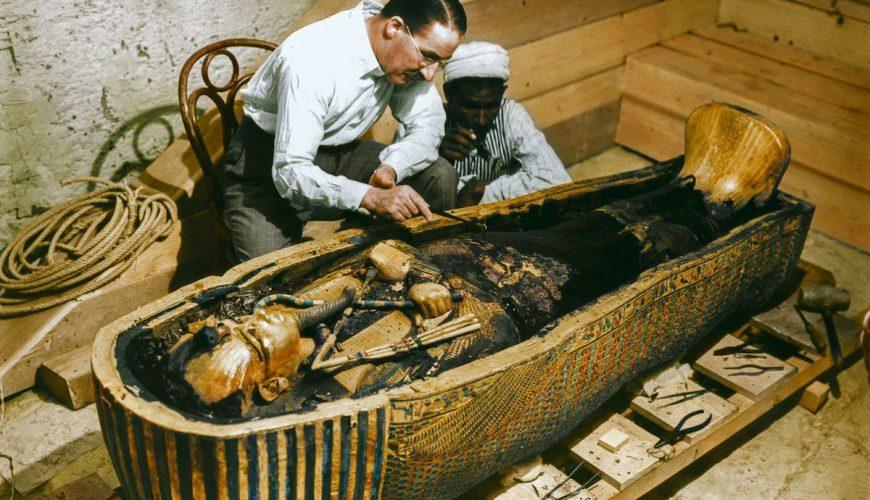 Expedición de Tutankamon - Egypt Tours Portal