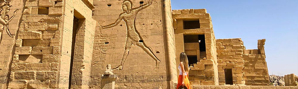 Día 1: Crucero por El Nilo en Asuán- Visitar Lo Mas Importante de Asuán