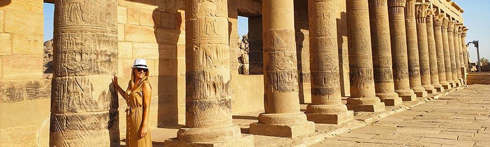 Día uno: Vuelo desde El Cairo hacia Asuán - Visita las atracciones turísticas de Asuán