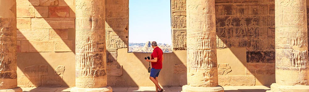 Día 4: Crucero por El Nilo en Asuán- Visitar Lo Mas Importante de Asuán.