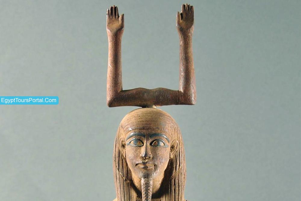 Ka - Símbolos Egipcios Antiguos - Egypt Tours Portal