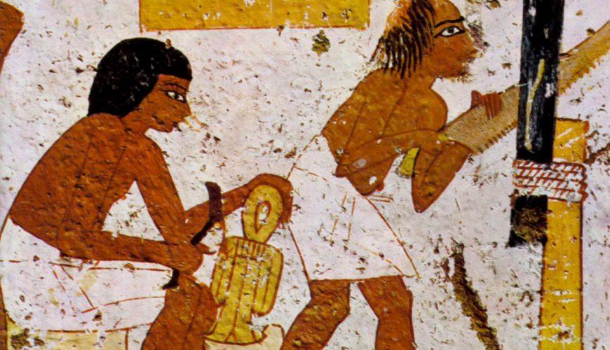 La Artesanía en el Antiguo Egipto - Egypt Tours Portal