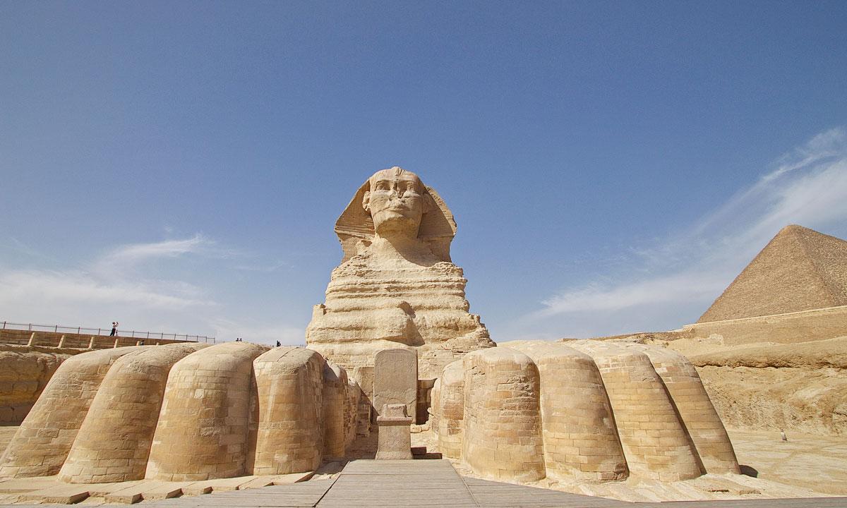 La Gran Esfinge de Guiza - Egypt Tours Portal