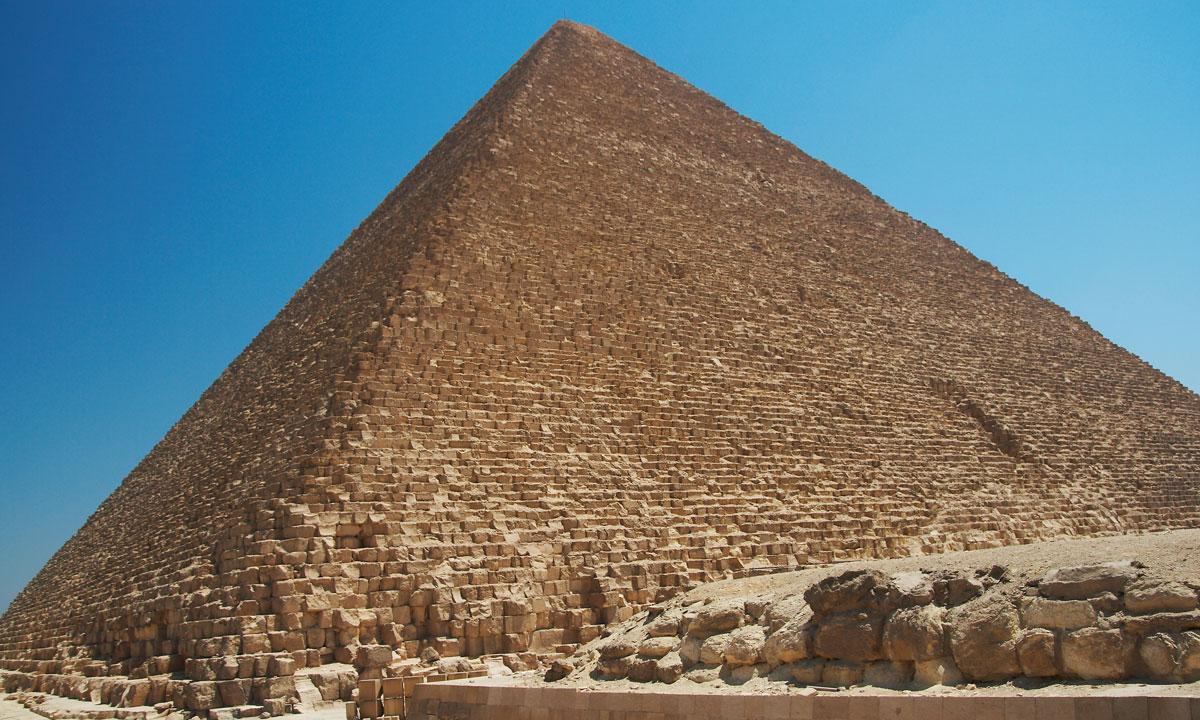 La Gran Pirámide de Guiza - Egypt Tours Portal