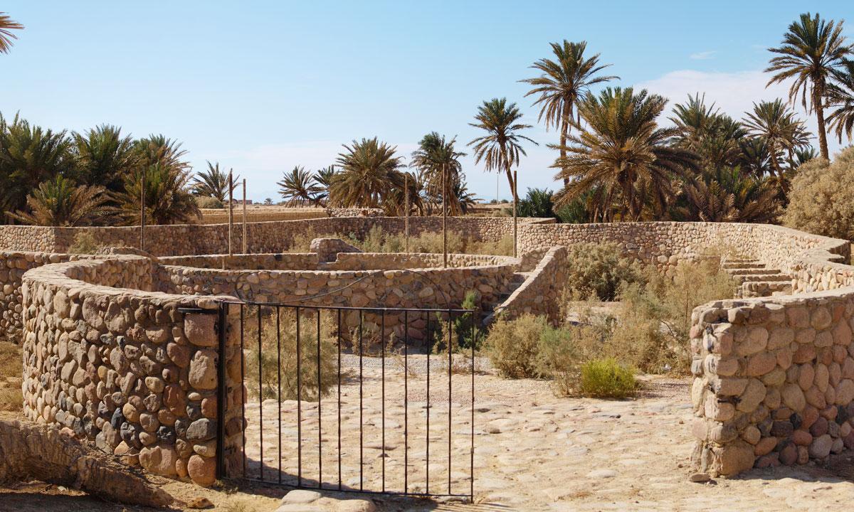 Las Termas de Moisés - Egypt Tours Portal