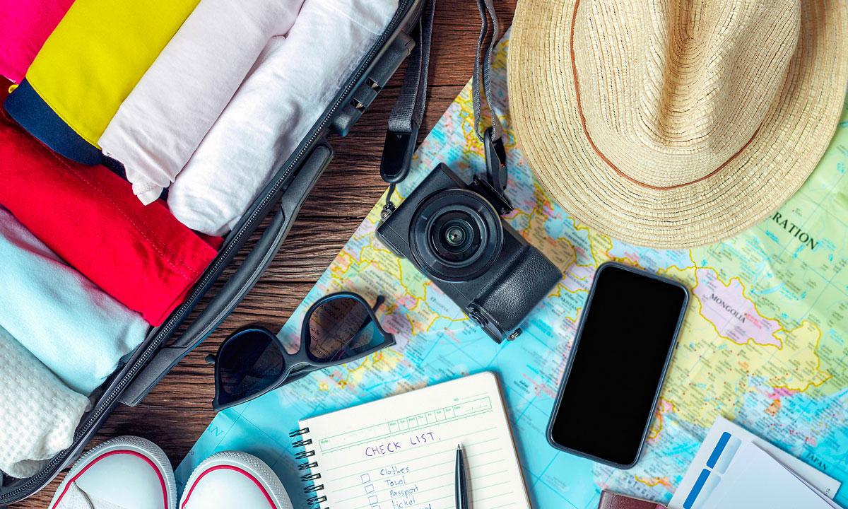 Las cosas básicas que empacar para viajar a Egipto - Egypt Tours Portal