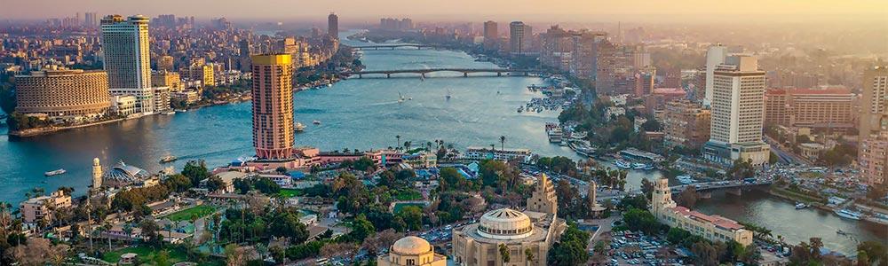 Día 1: La llegada a Egipto
