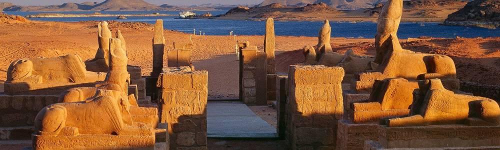 Día 3 Los Templos de Wadi El Sebou