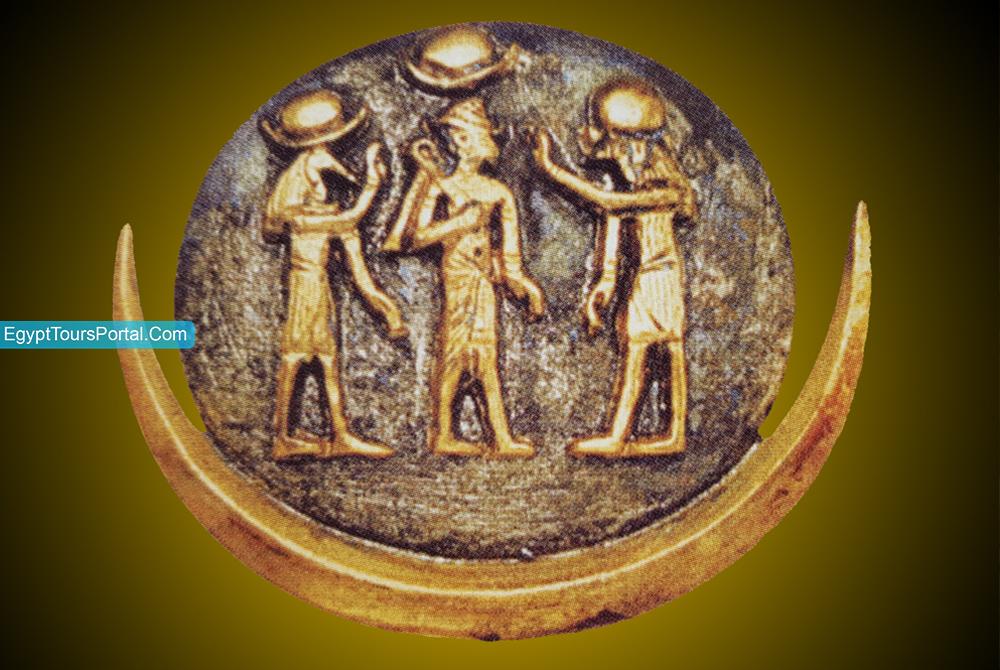 Media Luna - Símbolos Egipcios Antiguos - Egypt Tours Portal